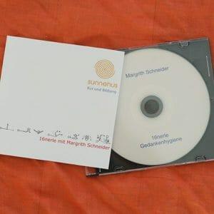 CD von Margrith Schneider Sunnehus